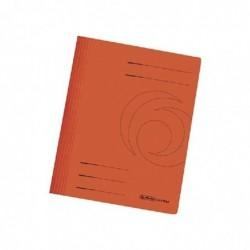 HERLITZ Chemise EASY ORGA Carton 240g Recyclé Orange