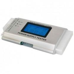 DIGITUS ATX Testeurs bloc d'alimentation avec affichage LCD