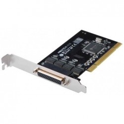 DIGITUS Carte PCI RS-232 sérielle, 4 ports