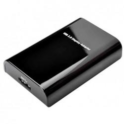 DIGITUS Adaptateur USB 3.0 HDMI, USB à HDMI, noir