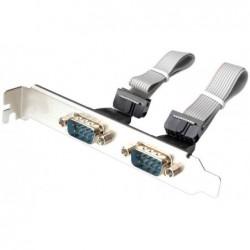 DIGITUS Cartes PCI-Express MCS9901 SPP/EPP/ECP série/ parallèle