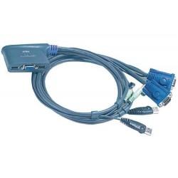 ATEN switch kvm USB avec...