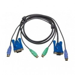ATEN câble Slim-Line KVM...