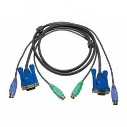 ATEN KVM Slim-Line câble...