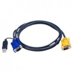 ATEN Câble KVM 2L-5206UP...