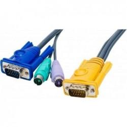 ATEN Câble KVM 2L-5203P...