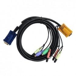ATEN Câble KVM 2L-5303P -...