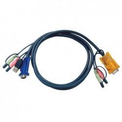ATEN Câble KVM 2L-5302U -...