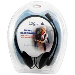 LOGILINK casque Stereo...