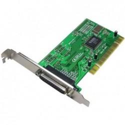 LOGILINK Carte interface PCI parallèle Sub-D Femelle 25 pôles