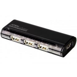 ATEN Hub USB 2.0, avec deux...