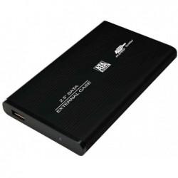 "LOGILINK Boîtier aluminium USB 2.0 pour disque dur SATA 2,5"""