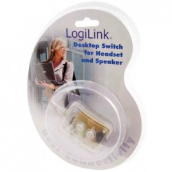 LOGILINK mini commutateur...