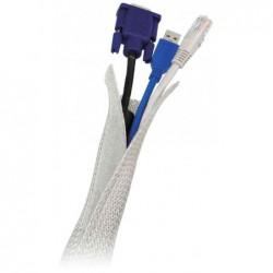 LOGILINK gaine cache-câble,...