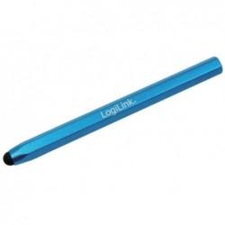 """LOGILINK Stylet """"Touch Pen"""" pour iPad/iPhone/iPod Coloris Gris Argent"""
