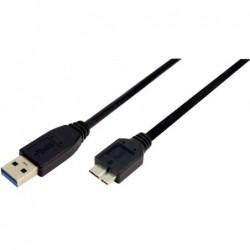 LOGILINK Câble USB 3.0,...