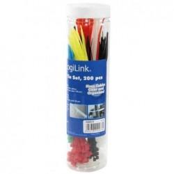 LOGILINK Kit 200 attache...