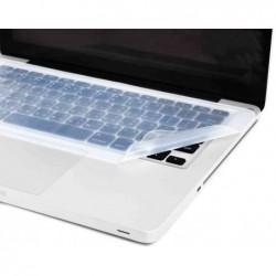 LOGILINK Protection silicone pour clavier d'ordinateur portable - transparent