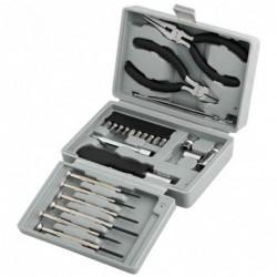 LOGILINK Boîte à outils, équipé, 24 pièces