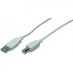 LOGILINK Câble USB 2.0 USB...