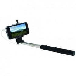 LOGILINK Perche selfie avec déclencheur 23,5 à 110 cm