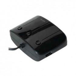 LOGILINK PA0108 Chargeur allume-cigare pour Smartphone/Tablette Noir