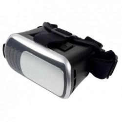 LOGILINK Virtual Reality Brille, noir/argent