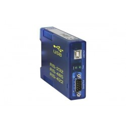 W&T Interface Convertisseur port USB RS232/RS422/RS485
