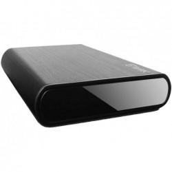 "FANTEC Boîtier pour disque dur 3,5"" SATA ""DB-ALU3-6G"" USB 3.0 Aluminium"
