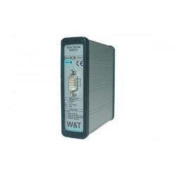 W&T Serveur COM compact Highspeed en boîtier métallique,