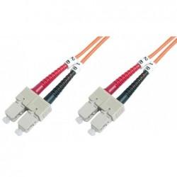 DIGITUS Câble Fibre Optique...