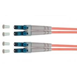 TELEGÄRTNER câble patch à fib. opt., LC-Duplex,LC-Duplex