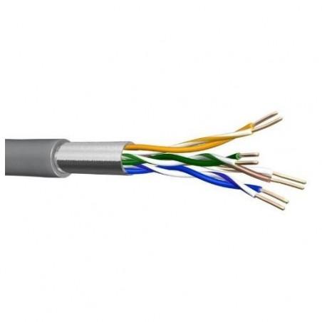 DRAKA câble d'installation FTP 1000 m, Cat.5e, 100 MHz, gris