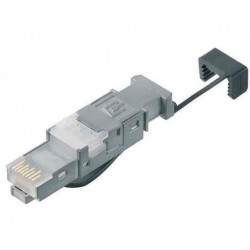 TELEGÄRTNER fiche STX RJ45, Cat.6, pour AWG 22 26 câble