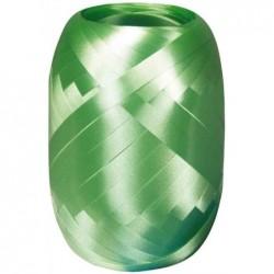 SUSY CARD Ruban en pelote, lisse, 5 mm x 20 m, vert de pomme