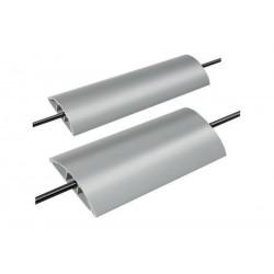 BRENNENSTUHL protège-câble, 75 mm x 17 mm, longueur 1,0 m,