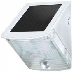 BRENNENSTUHL lampe LED solaire SOL 4 plus IP44 à detecteur de mouvement Blanc