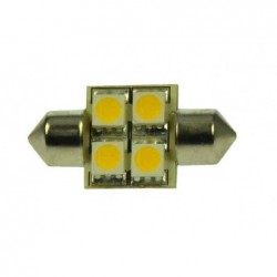 DIODOR lampe LED SMD Soffitte, 0,7 Watt, longueur: 31 mm