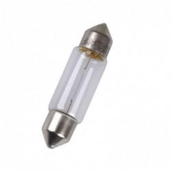 UNITEC Ampoule voiture 12 volt 10 Watt C10W Lot de 2