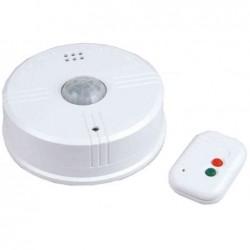 UNITEC Alarme de plafond avec télécommande.360° de détection