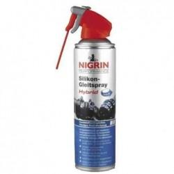 NIGRIN Aerosol Hybrid lubrifiant silicone 500 ml