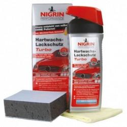 NIGRIN Performance Cire de protection pour peinture Turbo 500ml