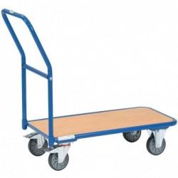 FETRA Chariot de magasin 250 kg (L)1250 x (l)600mm