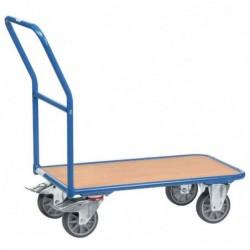 FETRA Chariot de magasin 400 kg, (L)1180 x (l)705mm