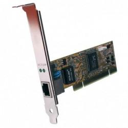 EXSYS carte réseau PCI Gigabit Ethernet RJ45, 1 port RJ45