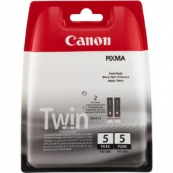 CANON Pack 2 Cartocuhes Jet...