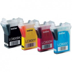 BROTHER encre originale pour brother MFC-J6510DW, pack multiple,