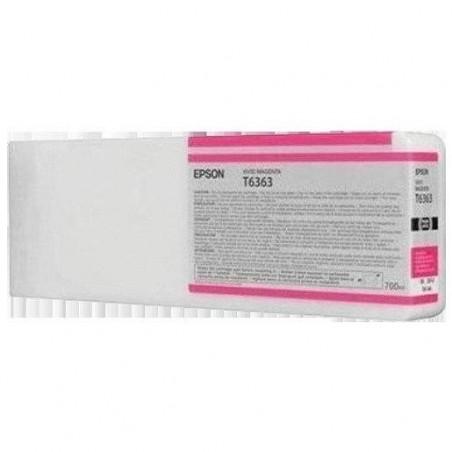 EPSON Cartouche jet d'encre Originale Stylus Pro vivid 700 ml Magenta