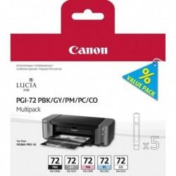 CANON Pack de 5 Cartouches...