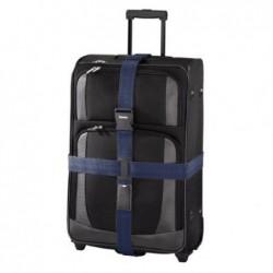 HAMA Sangle de bagage à 2 voies 5x200 cm/ 5x230 cm Bleu foncé